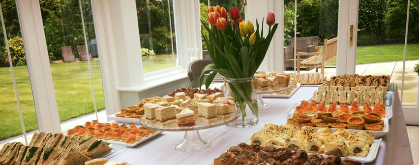 Funeral caterer Surrey
