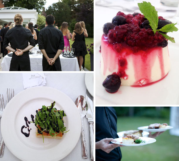 Wedding Catering Surrey
