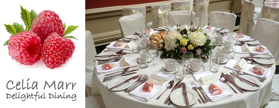Wedding catering testimonials Surrey Delightful Dining