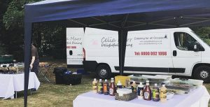BBQ Catering Surrey